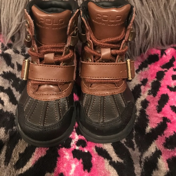 outlet online fashion styles new style Polo by Ralph Lauren Shoes | Toddler Polo Boots | Poshmark